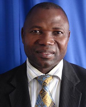 Dr John Kandolo D.Div