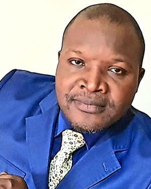 Ps Benjamin Kifuabala